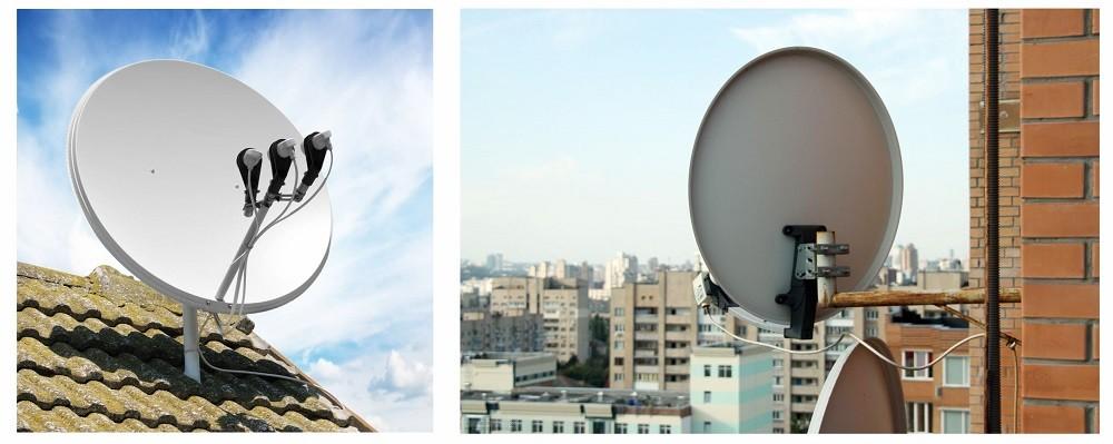Установка антенн в Самаре